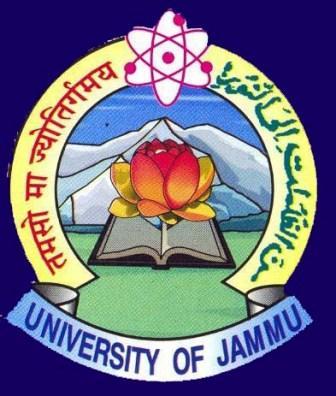 Jammu university dde m ed programme 2011 admission